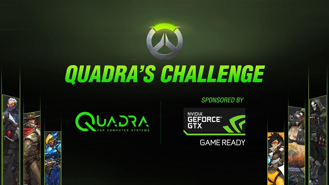 Quadra's Challenge